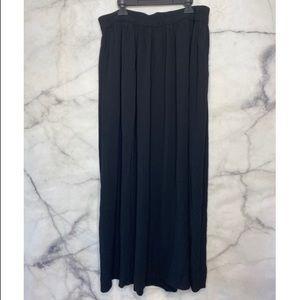 💕3/$50💕 Premise Black Long Maxi Skirt Large